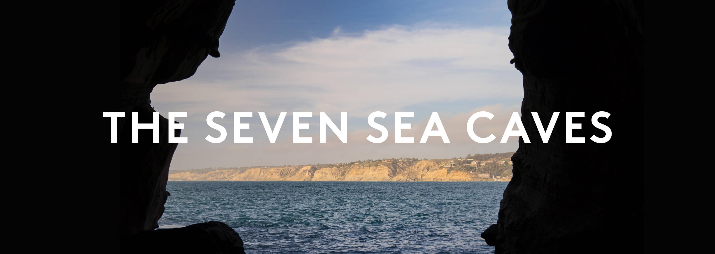 La Jolla's Seven Sea Caves