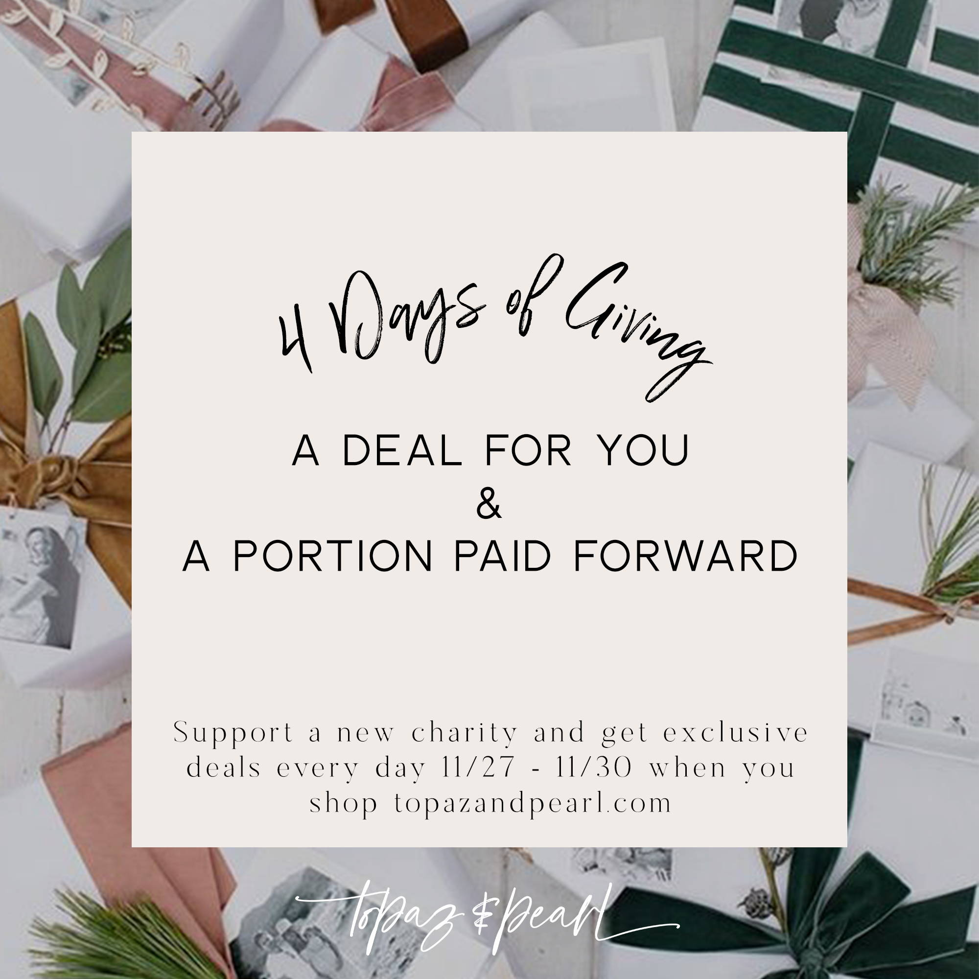 handmade holiday deals that donate to human trafficking and indigenous causes