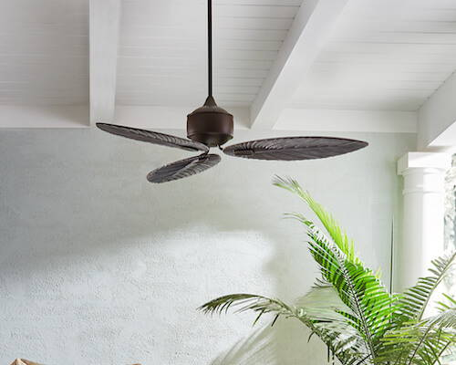 Monte Carlo Delray Outdoor Ceiling Fan
