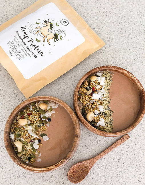 Hemp Protein Powder: The Queen of Plant Protein – Unicorn