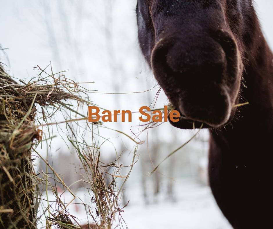 Discount nets - Barn Sale