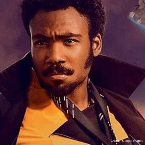 Lando Clarissian's Star Wars Mustache