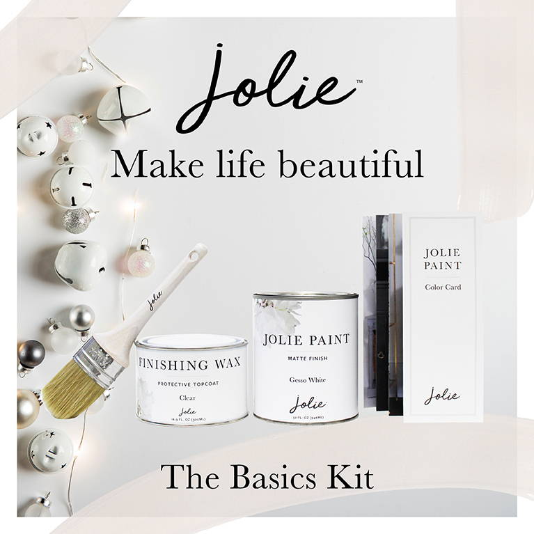Jolie Product Kit: The Basics Kit