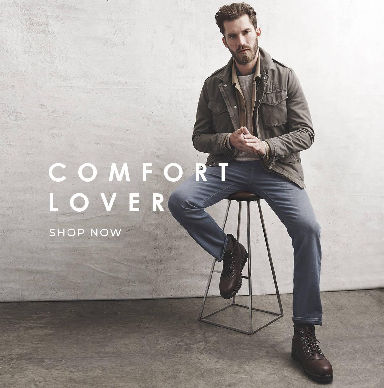 34 Heritage Comfort Lover