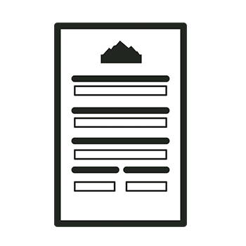 Butler Creek return form icon