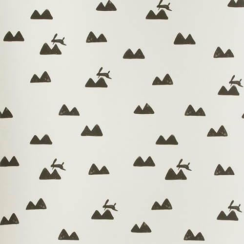 Ferm Living Rabbit Wallpaper