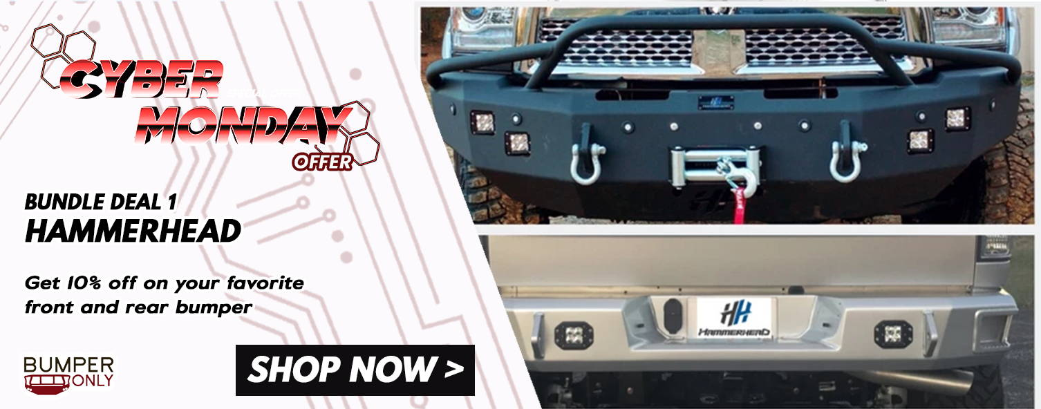 Hammerhead Bumpers Cyber Monday Bundle Deal Sale