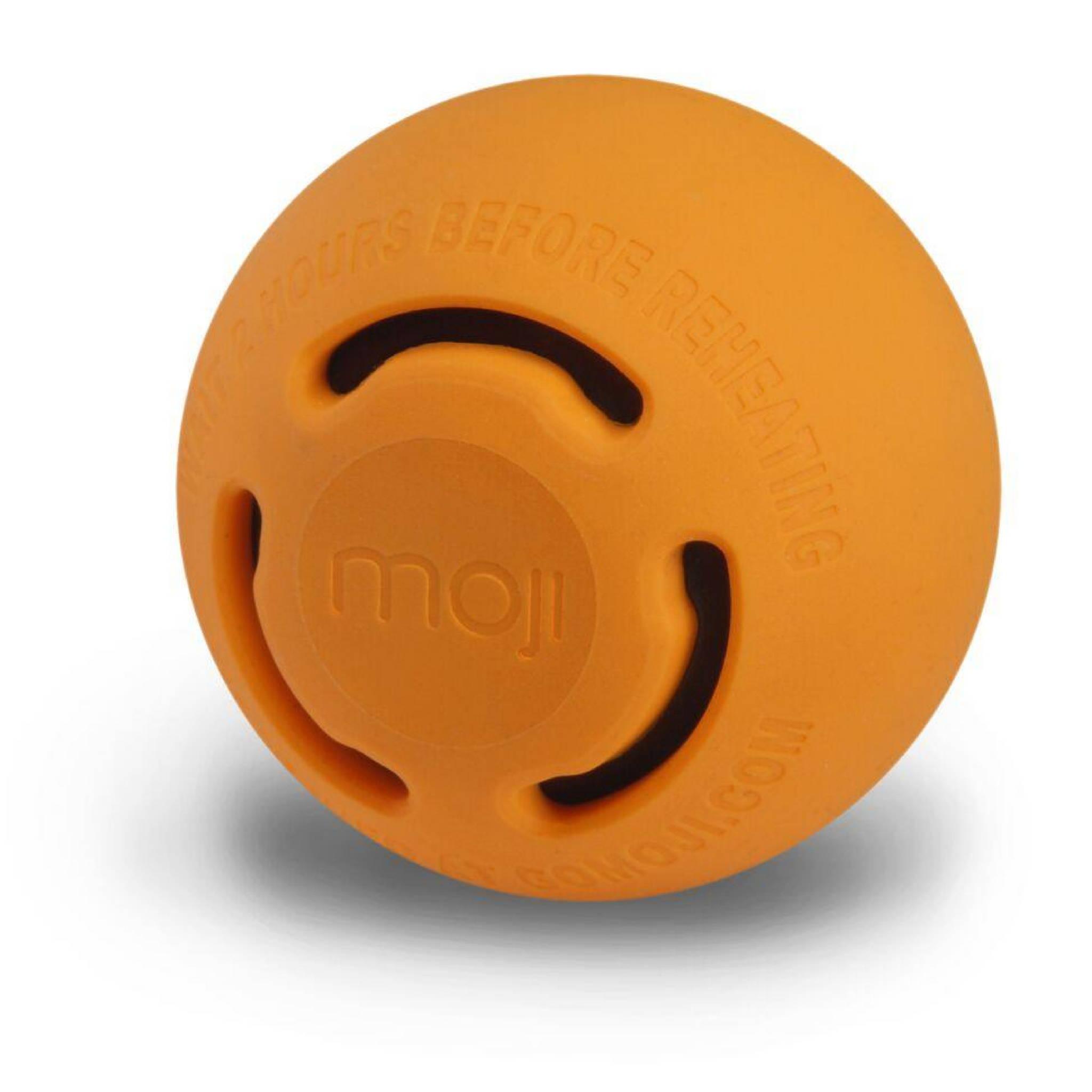 Moji heated ball close up