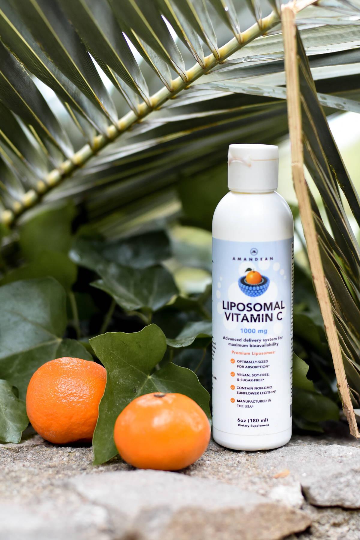 Amandean Liposomal Vitamin C