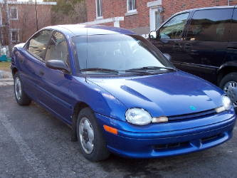 1996 Dodge Neon adding car insulation to the entire vehicle