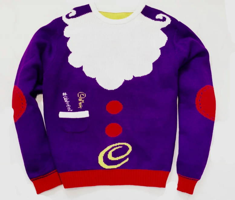Cadburys Christmas Sweater
