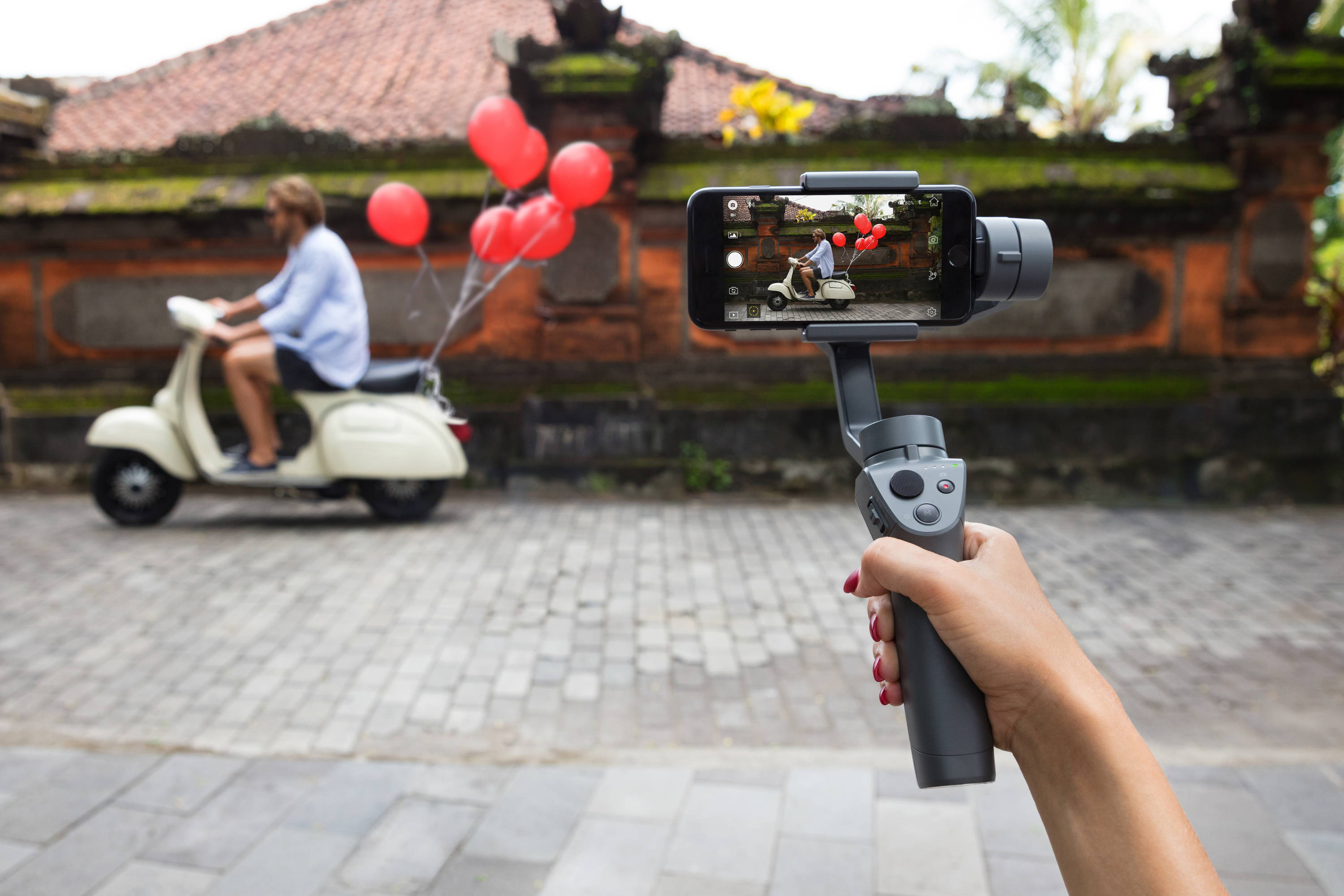 DJI Osmo Mobile 2 - ActiveTrack