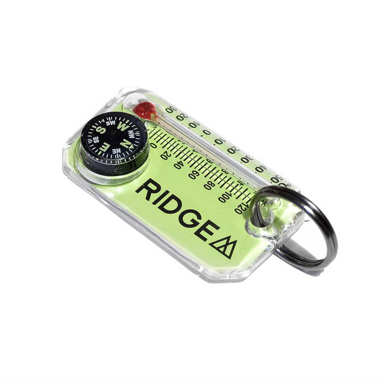 RIDGE MOUNTAIN GEAR(リッジマウンテンギア)/サーモコンパス リッジマウンテンギア/ライム
