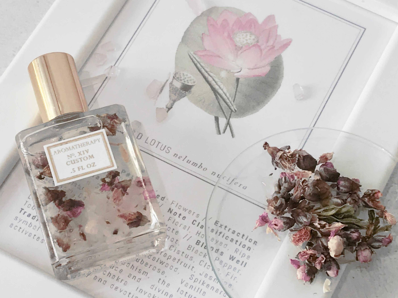 Bios Apothecary Custom Perfume