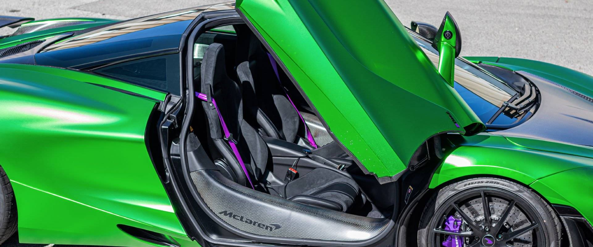 Custom Interior Installer for Exotics and Luxury Vehicles in Chicago