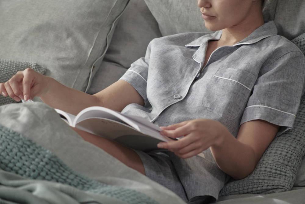 Sommerbettwäsche Schlafanzug Bio Baumwolle