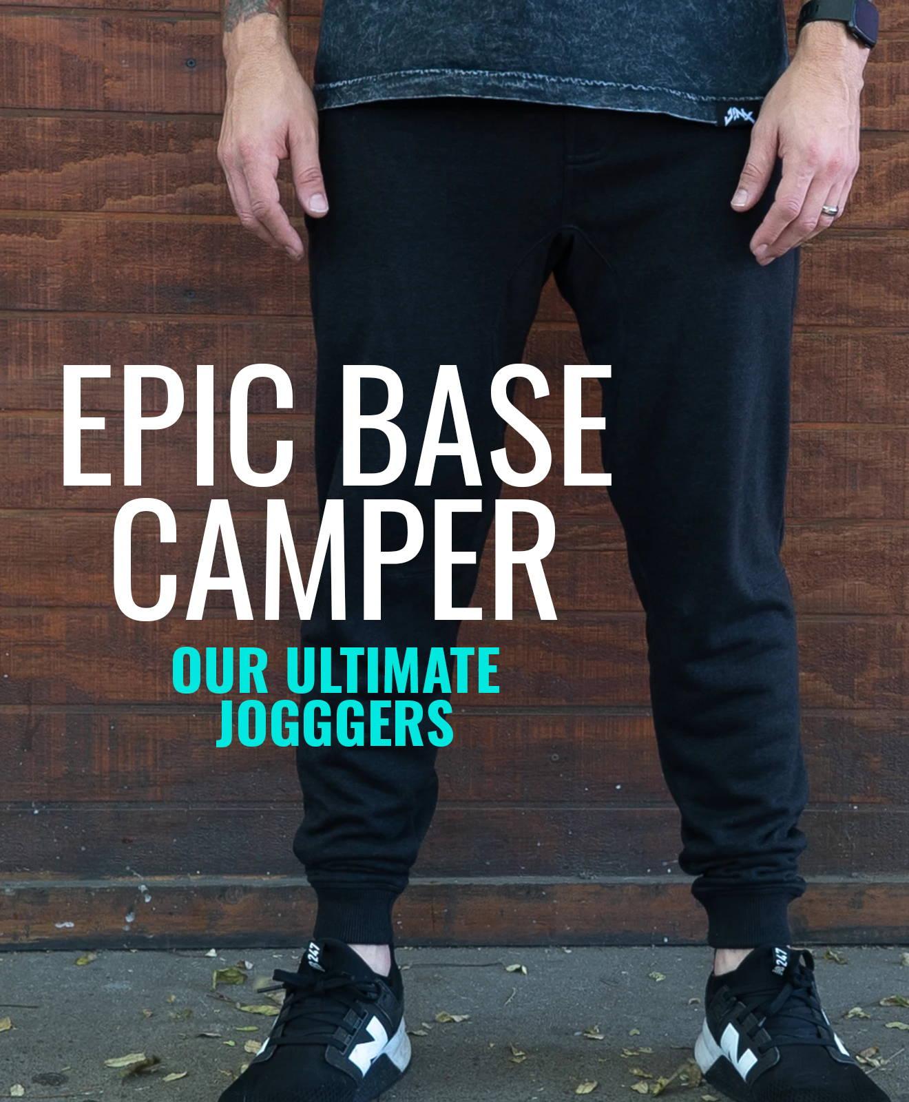 J!NX EPIC BASE CAMPER MEN'S JOGGERS