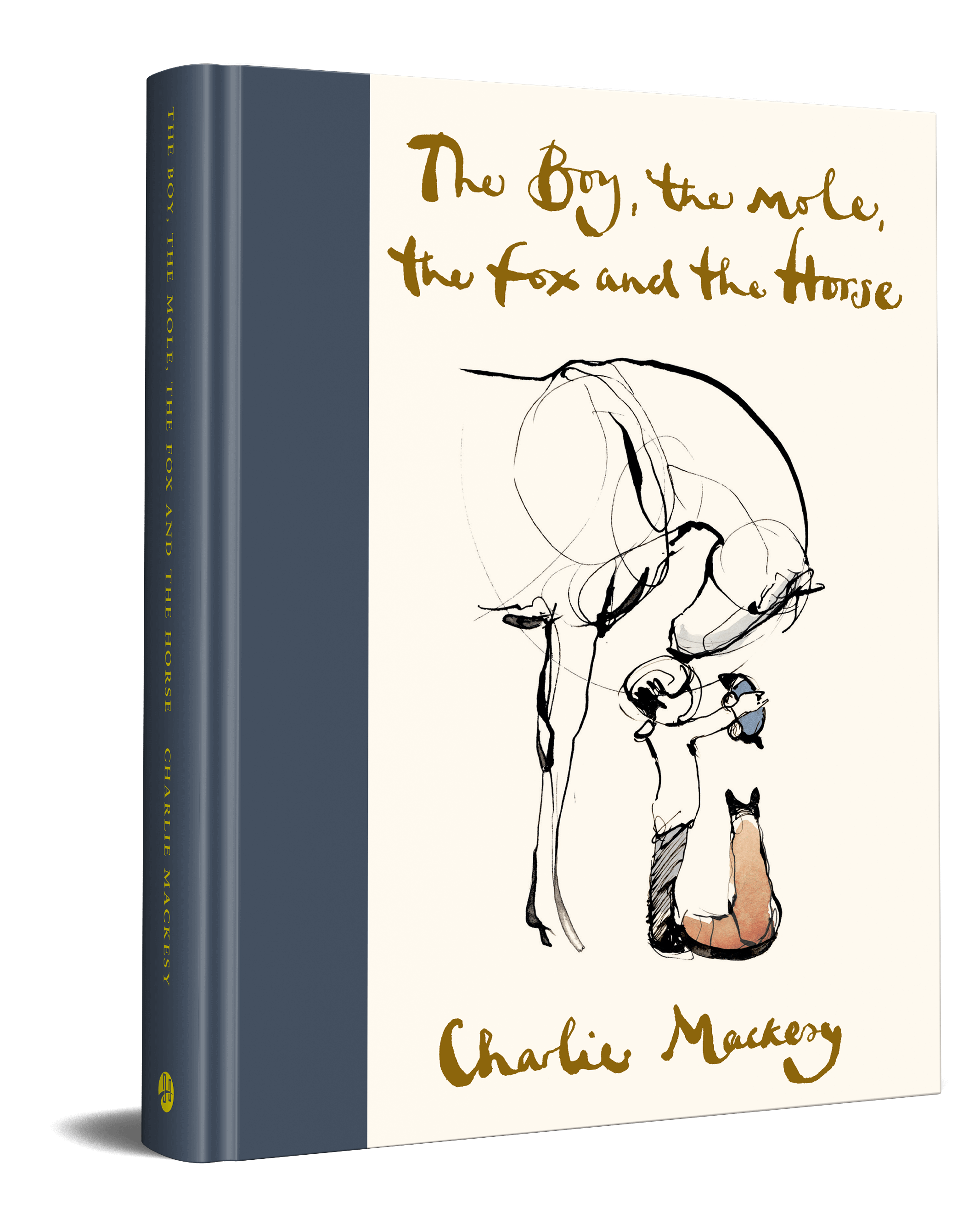 The Boy The Mole The Fox And The Horse By Charlie Mackesy From Harpercollins Publishers