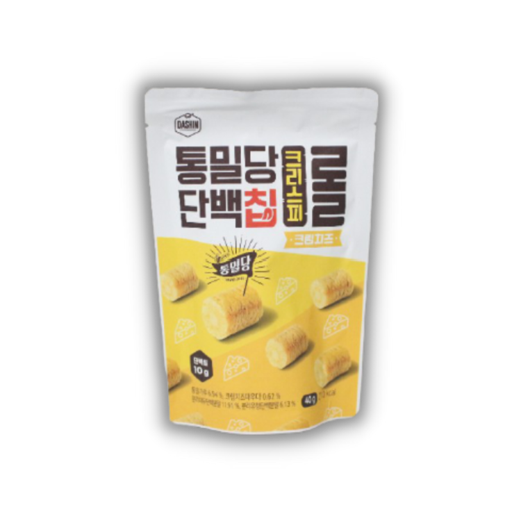 Protein Chip Crispy Roll Cheese