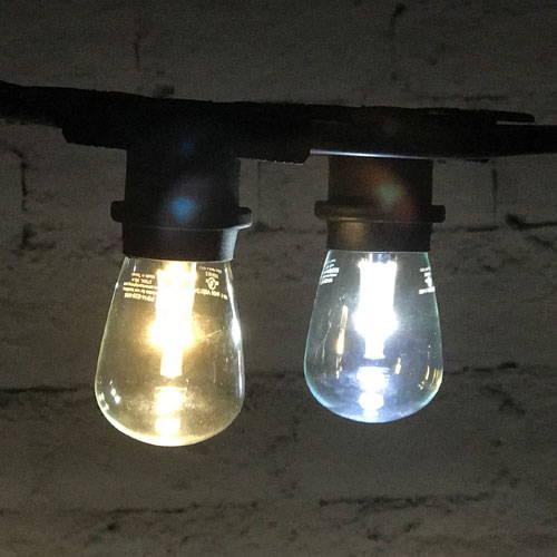 LED vs Incandescent Average Bulb Life