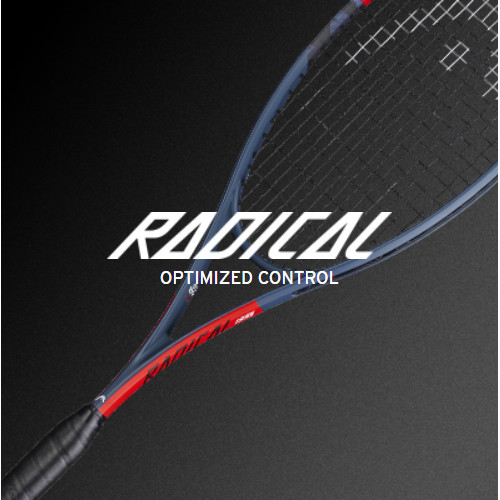 Head Radical Squash Racquets