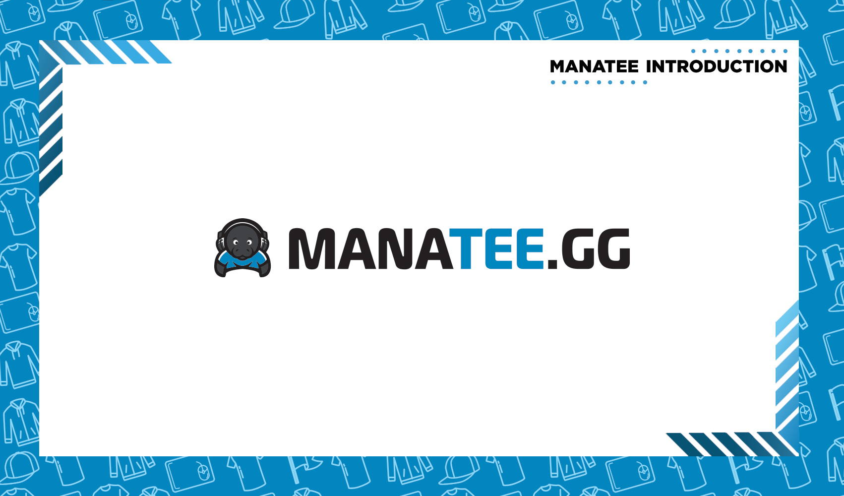 Manatee.GG Introduction