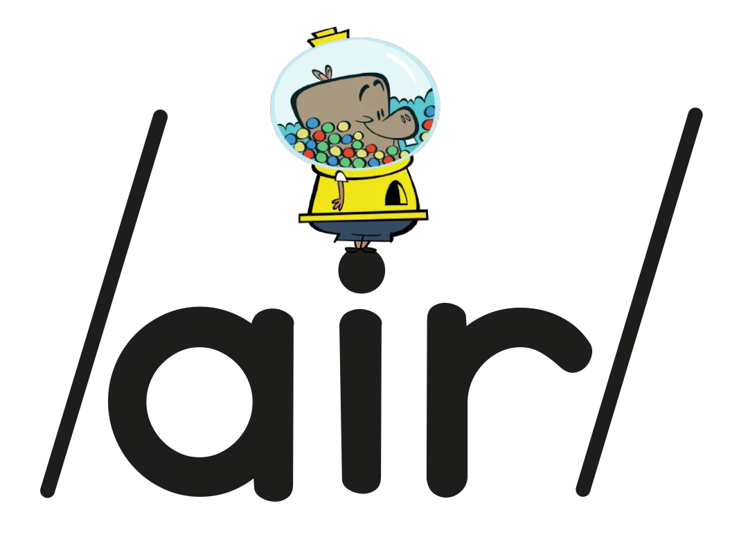 illustrated character on phoneme /air/