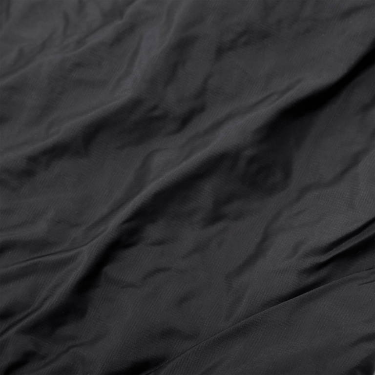 finetrack(ファイントラック )/ポリゴン2ULハーフスリーブジャケット/ブラック/MENS
