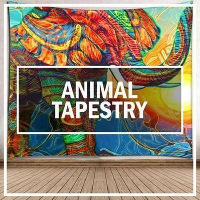 Animal Tapestry Collection