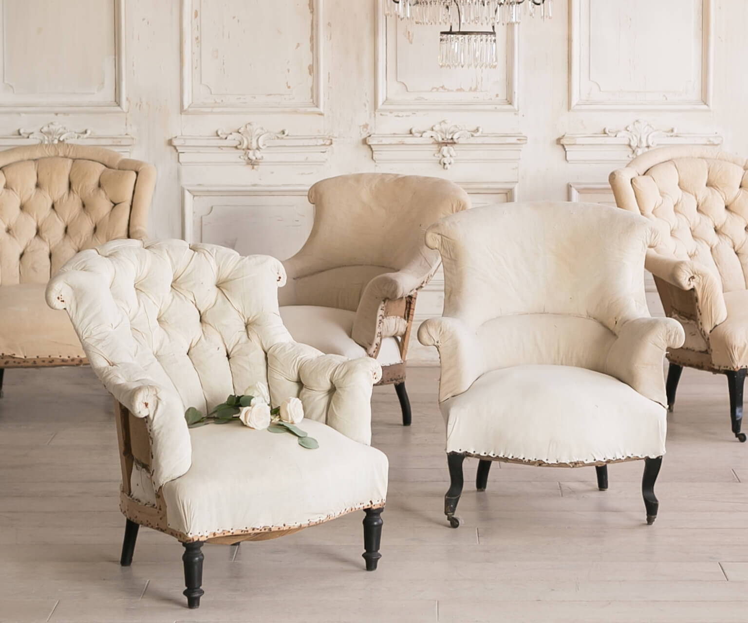 Antique Seating