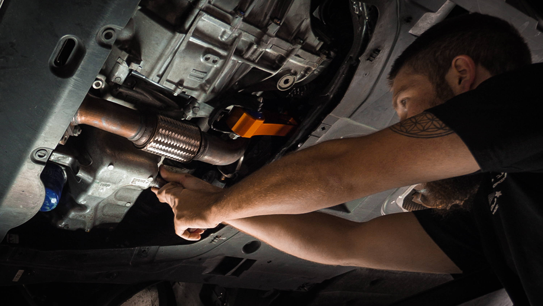 2017 Honda Civic Oil Change Guide Motivx Tools