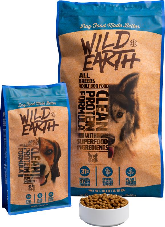 Wild Earth As Seen On Shark Tank Dog Food