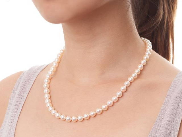 Akoya Pearl Necklaces