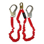 Fall Protection Lanyards with Twin Leg Option from X1 Safety