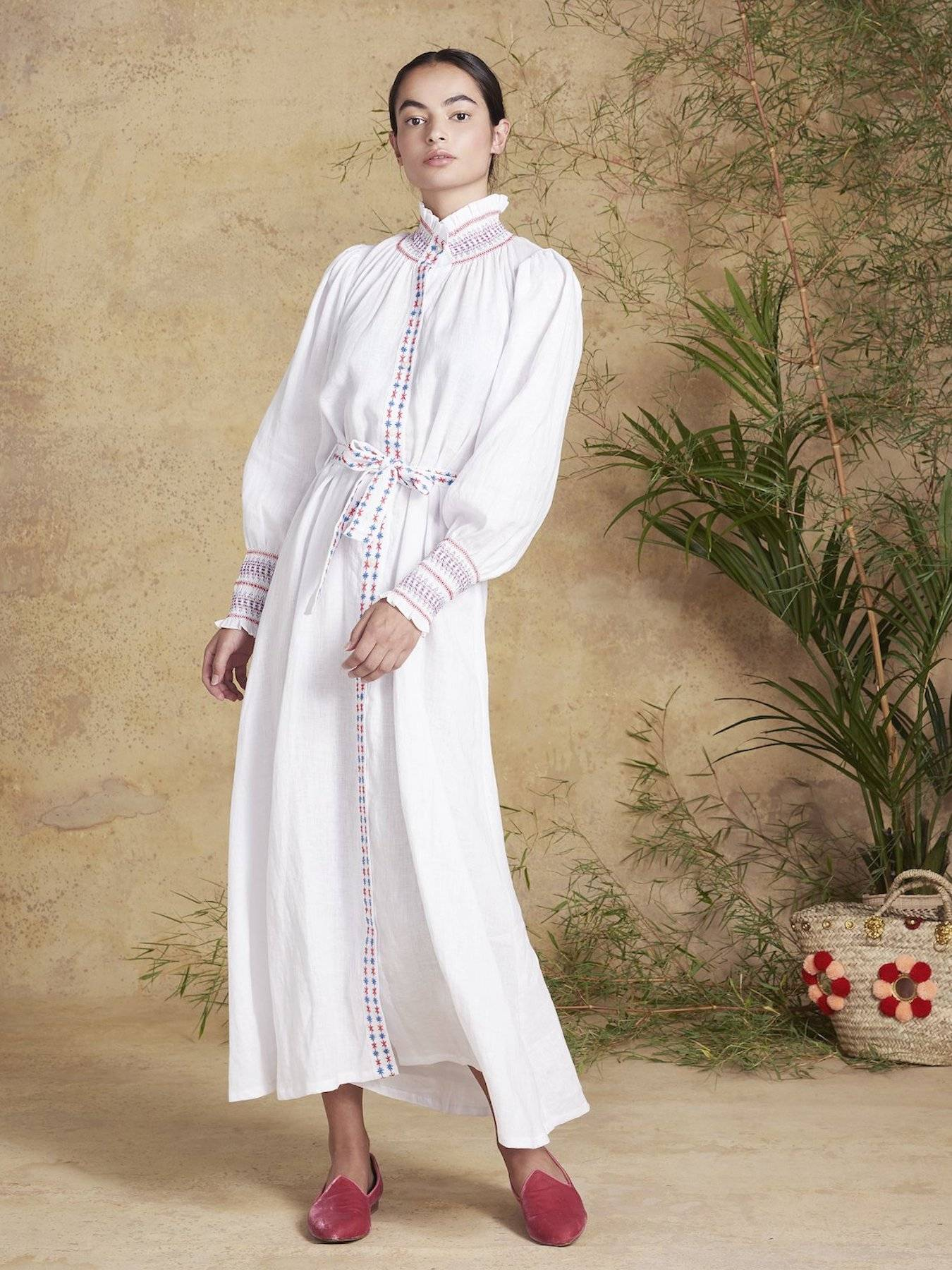 Purchase with Purpose Muzungu Sisters Sustainable Handmade Alice Dress