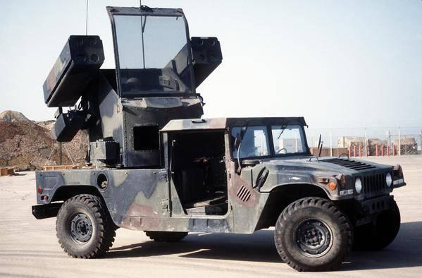 AN/TWQ-1 AVENGER