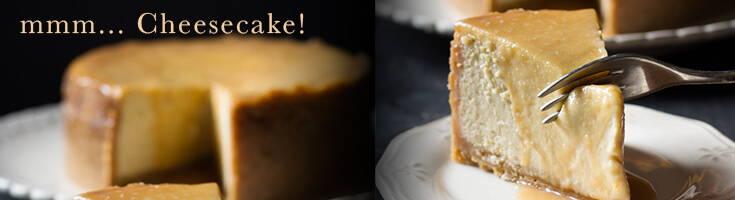 High Quality Organics Express Cheesecake