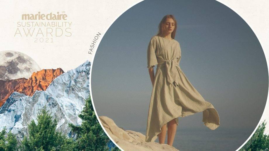 Marie Claire Awards Fanfare Label