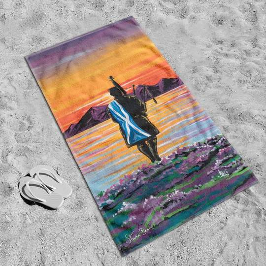 Steven Brown Beach Towels - Travel collection
