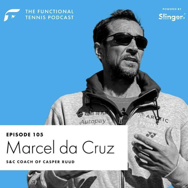 Marcel da Cruz on the Functional Tennis Podcast