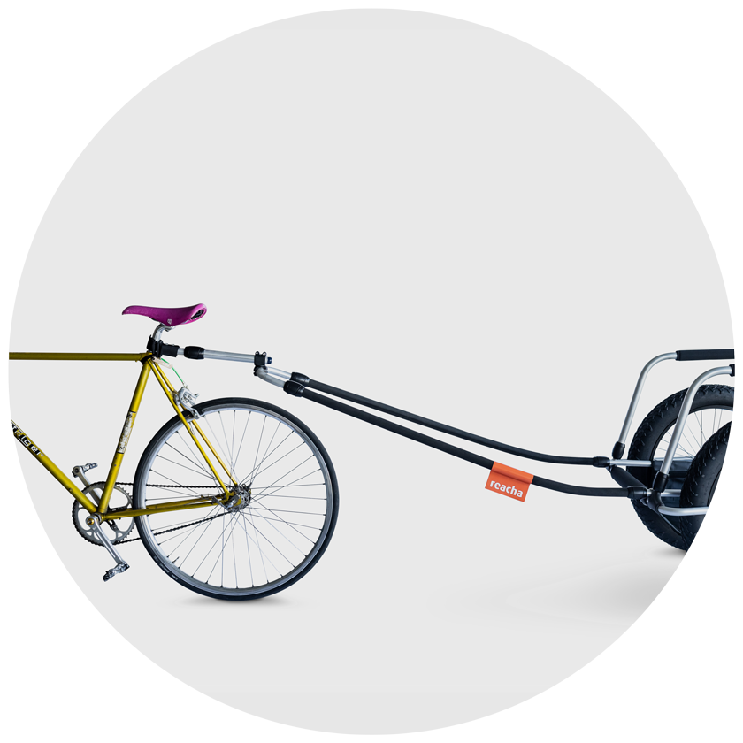 reacha features bike connection