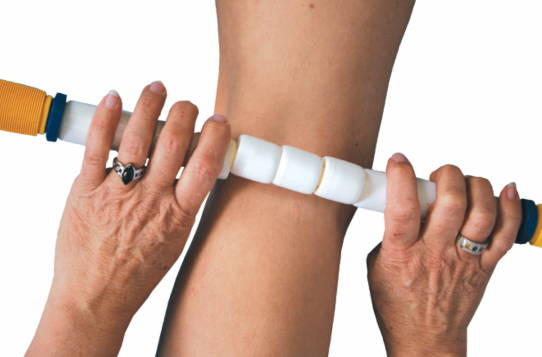 The body stick orignal used in the knee