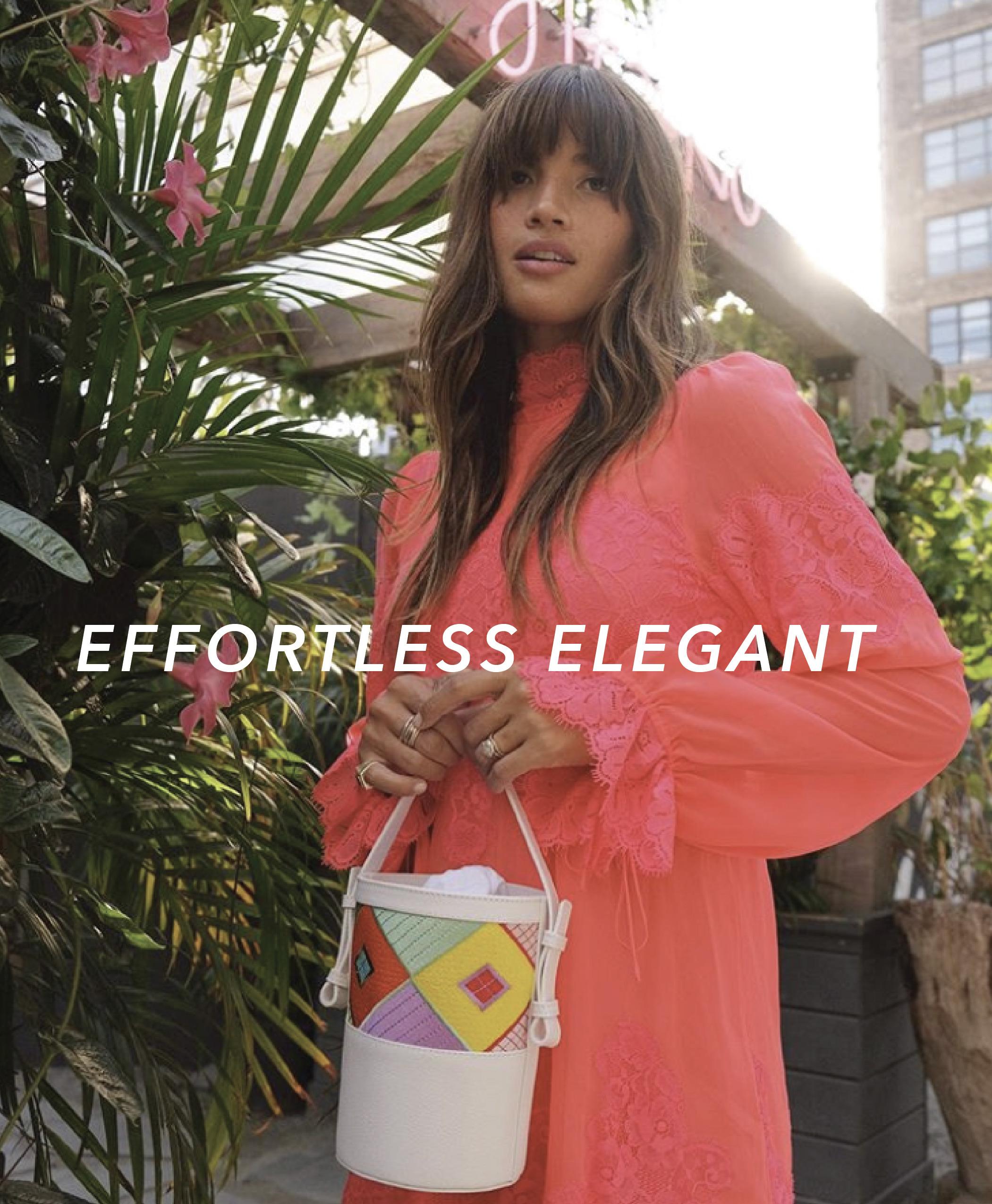 effortlessly elegant