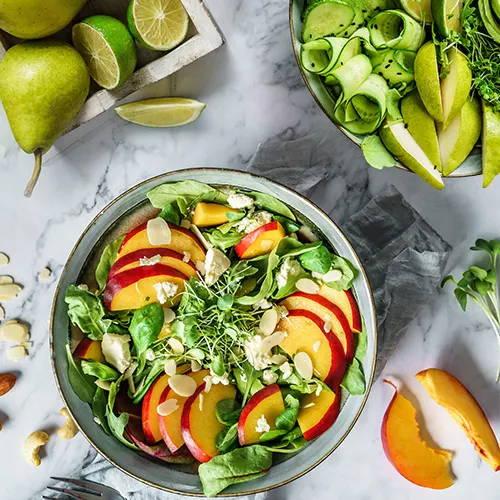 Les 10 meilleurs aliments en été