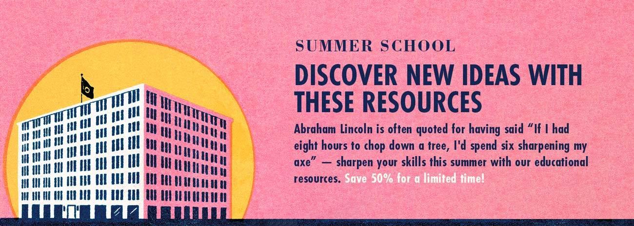 Summer School   RetroSupply Co.