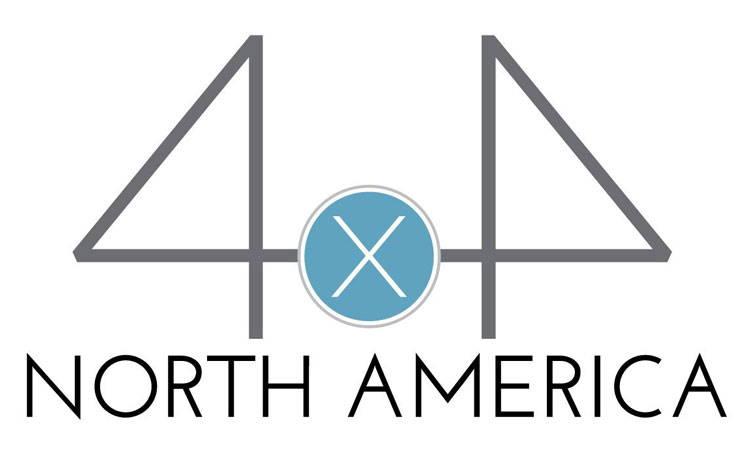4x4 North America Logo