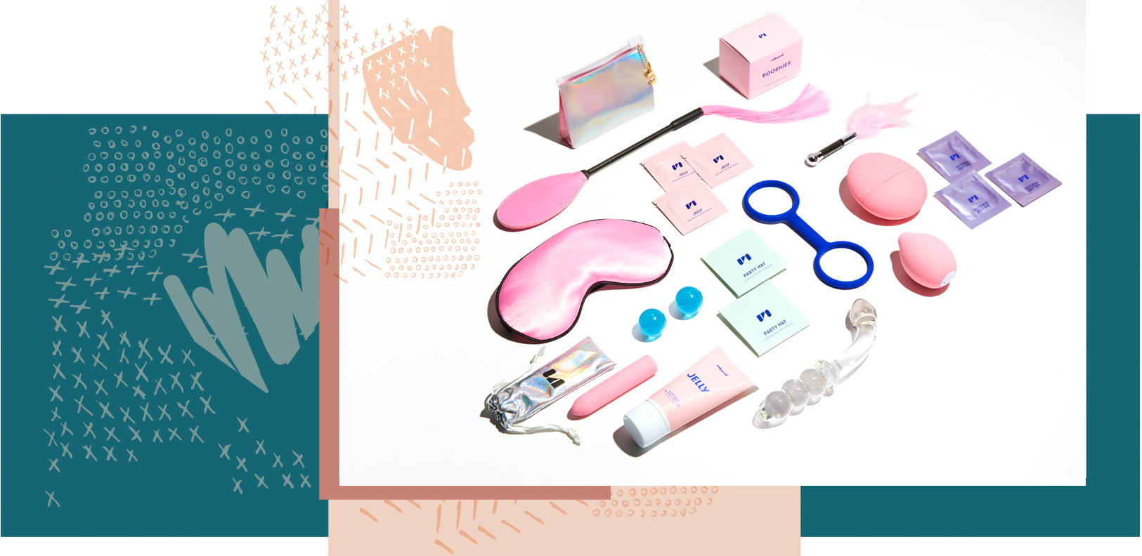 Products from Unbound online store