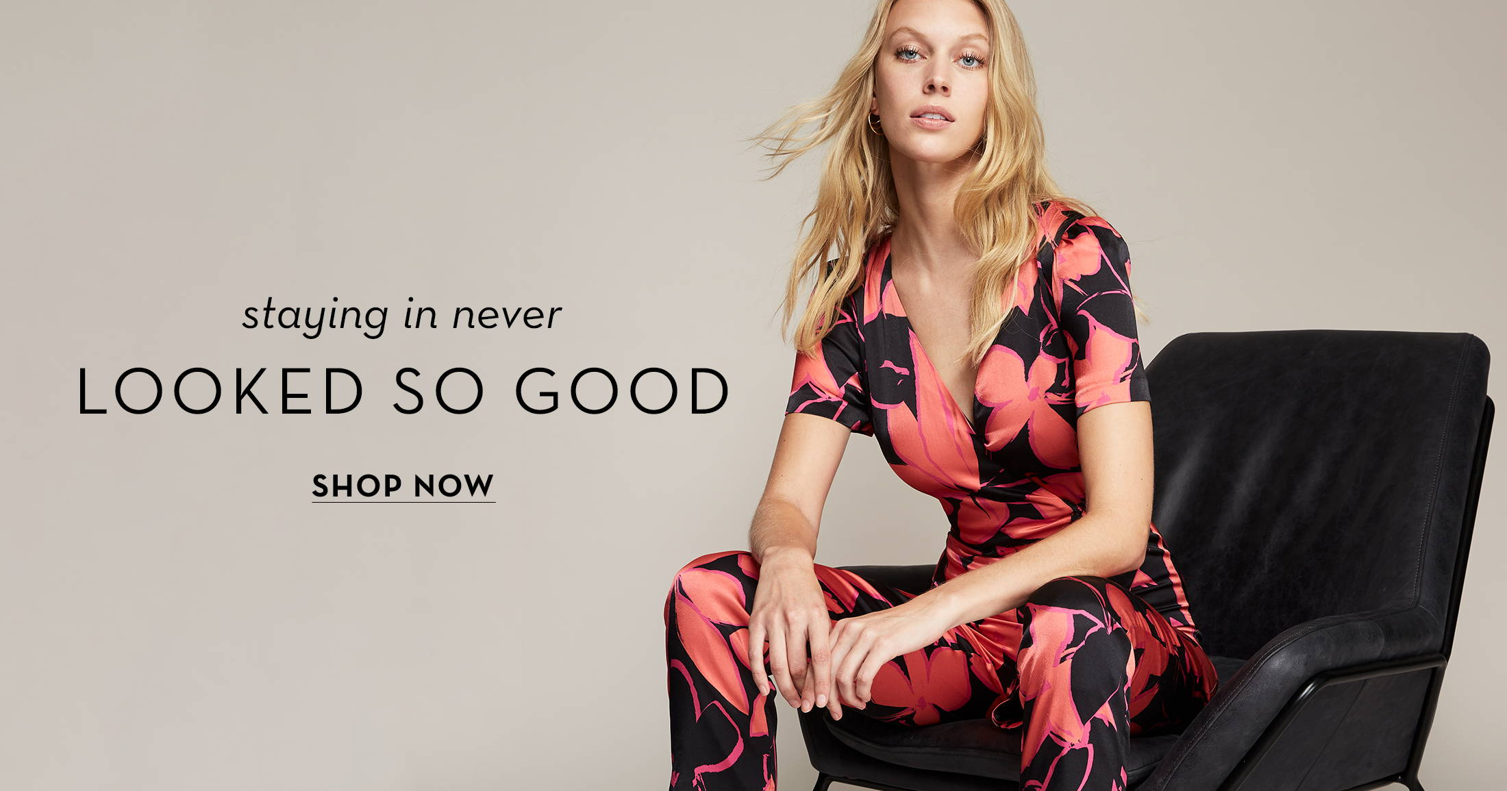 Staying in never looked so good, shop now