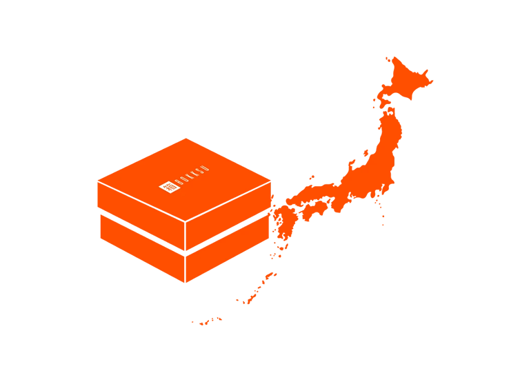 Bokksu from Japan graphic