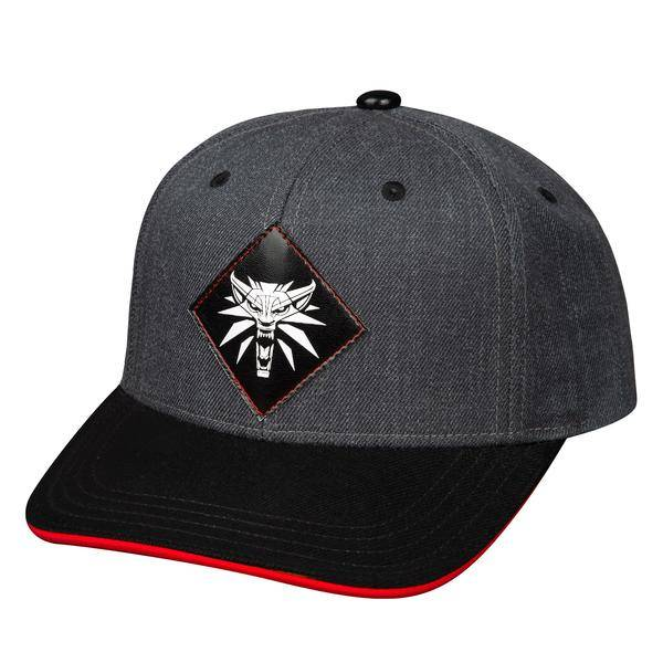 Product photo of The Witcher 3 Monster Slayer Snap Back Hat